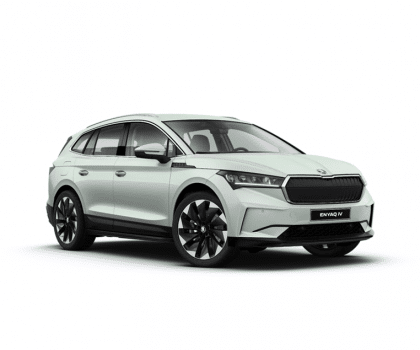 ENYAQ iV El SUV de ŠKODA 100% eléctrico