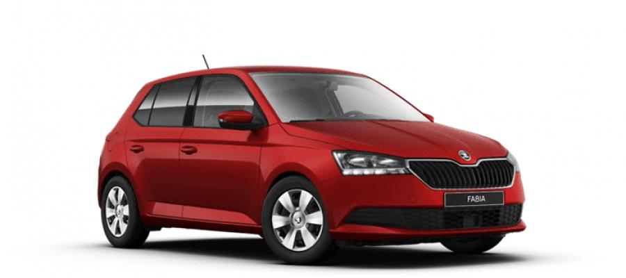 FABIA, Seis airbags y una gama ampliada.