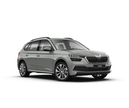 KAMIQ, El SUV compacto de ŠKODA